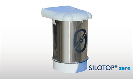 SILOTOP ZERO - Silo-ontluchtingsfilters