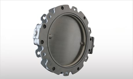 Fit-Frame Butterfly Valves - VFP-VFPX